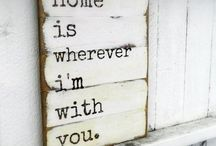 There's no place like home / by Angelina Kassebohm