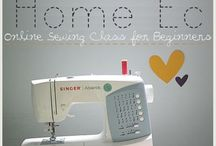 Sewing Projects / by L