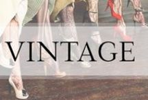 Vintage / Classic Imagery / by Ashley In DC