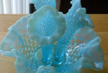 Fenton glass..... / by Beth Ramsey
