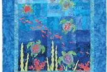 quilting / by Sherri Nelson