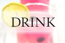 Drink / Recipes / by Ashley In DC