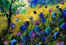 Art Inspiration / by Anja Hogan