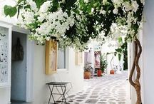 beautiful outdoors / by Cest Vogue