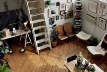 Furniture & Spaces / by Ipek Serinturk