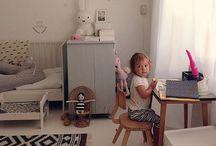 kids: bedrooms / by agawro