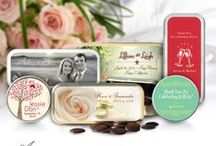 We Do! / We would be delighted to design custom gift tins for your wedding, corporate meetings, family celebrations, birthdays, reunions! Call us at 415-677-9194 or drop by and let's start the conversation.  Bridge Brands Chocolate, 286 12th Street, San Francisco, CA 94103
