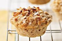 Healthy Muffin Recipes / by Piedmont Healthcare