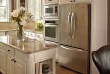 Home: Kitchen / by Whitney @ French Fry Runner