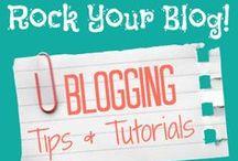 Blogging Business / by Nadine Pober