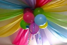 iTs PaRty tIme ❊❊ / ideas for parties that I can use.... deco, food, drink, etc. etc. etc. / by Amy LeMoine