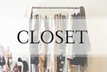 Closet / A Style Wishlist / by Ashley In DC