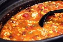 Crockpot cooking.....YUM!!!! / by Sheila Norton