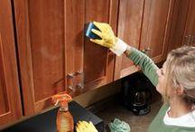 Cleaning/Organizing / by Rachel Shubitowski