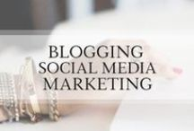 Blogging, Social Media, Marketing / Tips, Tricks and Advice for Bloggers / by Ashley In DC