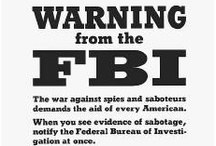 FBI: Federal Bureau of Investigation / The Federal Bureau of Investigation (FBI) is a governmental agency belonging to the United States Department of Justice that serves as both a federal criminal investigative body and an internal intelligence agency (counterintelligence). Also, it is the government agency responsible for investigating crimes on Indian reservations in the United States under the Major Crimes Act. The branch has investigative jurisdiction over violations of more than 200 categories of federal crime.