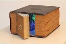 Altered Books / by Susan Hirsch
