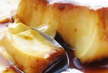 Crème brûlée / Custard flan creme brulee and everything custard creamy recipe award-winning  / by Reine Sora