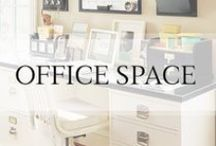 Office Space / Workspace Inspiration / by Ashley In DC