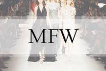 Milan Fashion Week / #MFW / by Ashley In DC
