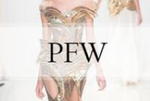 Paris Fashion Week / #PFW / by Ashley In DC