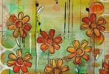 Artsy Fartsy Cards / by Susan Hirsch