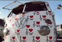 Fantabulous VW / VW beetles, bus, scout / by Andee Comley