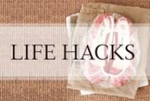Life Hacks / by Ashley In DC