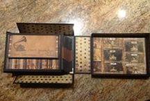 Boxed Mini Album / by Susan Hirsch