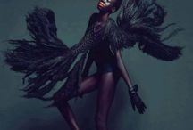 She's In Fashion / Inspirational, fantastical & cutting edge fashion editorial.