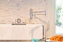 Kitchen/ Main Level / by L