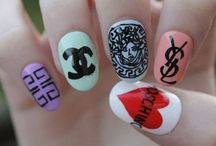Nail Art / by Kira Fred