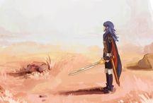 Fire Emblem Awakening / Favorites: Chrom, Robin, Lucina, Morgan, Chrom, Inigo, Owain, Gerome, Gaius, Virion, Cherche, Olivia, Brady, Lissa, Lon'qu, Panne, Libra, and Emmeryn