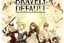 Bravely Default/Bravely Second / You're my ray of hope! The courage to try again!