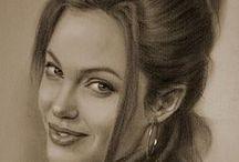 Pencil Sketches / Get your art supplies at www.evergreenartsupply.com