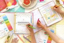 I ❤️ Planners / Planners, accessories, layout, design