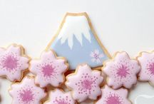 Sakura Frühlingsrezepte / Rezepte und Ideen für japanische Gerichte, die speziell zur Kirschblüte Sakura und Hanami im Frühling passen