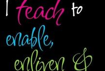 Classroom Inspirations / by Julie Baumer