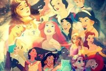Disney & Non-Disney / the little mermaid was my favorite Disney movie ever! / by Rachel Hutchinson♡