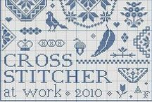 Cross Stitch Charts / Cross stitch charts from DMC and others to help stitchers choose a new project / by Commonthread by DMC