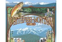 All About Whitefish Montana / Learn all about Whitefish Montana with these great shots!