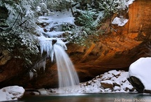 Beauty of Hocking Hills / I love spending time in the beautiful areas of Hocking Hills, Ohio. Lots of great spaces to hike and have campfires and go on ziplines and see waterfalls. Perfect vacation spot. If anyone is interested in joining this board email me at TheKellyHomeTeam@gmail.com / by Paul Kelly