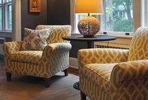 Upholstery and Reupholstery / Get creative with your furniture!