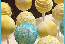 Cake Pops & Little Cakes / by Peggy Parker