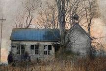 //Abandoned// / by Jaime Vines