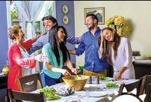 Mí Comedor / Elige ese comedor que creará el ambiente perfecto para compartir con tus amigos y familia ►http://ow.ly/G3kqT