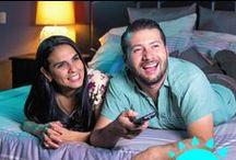 Comodidad y Descanso / Tenemos los mejores entornos para descansar. Descubre los mejores muebles de dormitorio y camas.