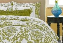 Damask Pattern / Damask patterned fabrics and decorating ideas.