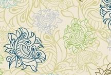Arabesque Fabric / Arabesque fabrics for home decorating.