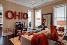 Ohio State - Scarlet and Gray -  / Think OSU! Ohio State University inspiration.